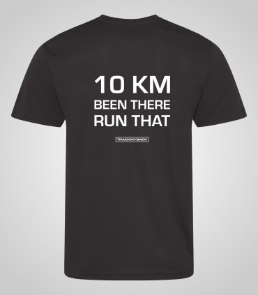 10KM - Been there run that