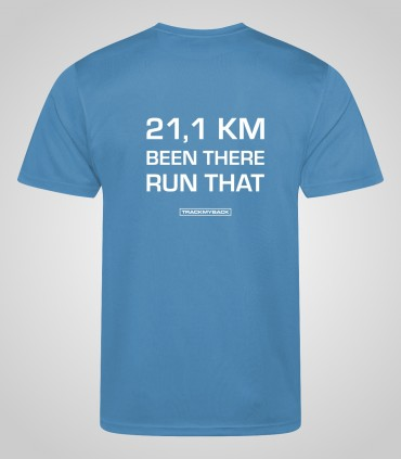 21,1 KM - Been there run that