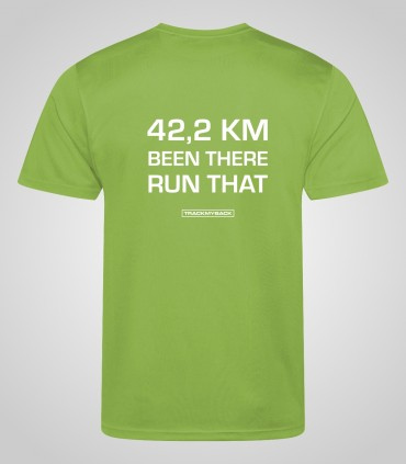 42,2 KM - Been there run that